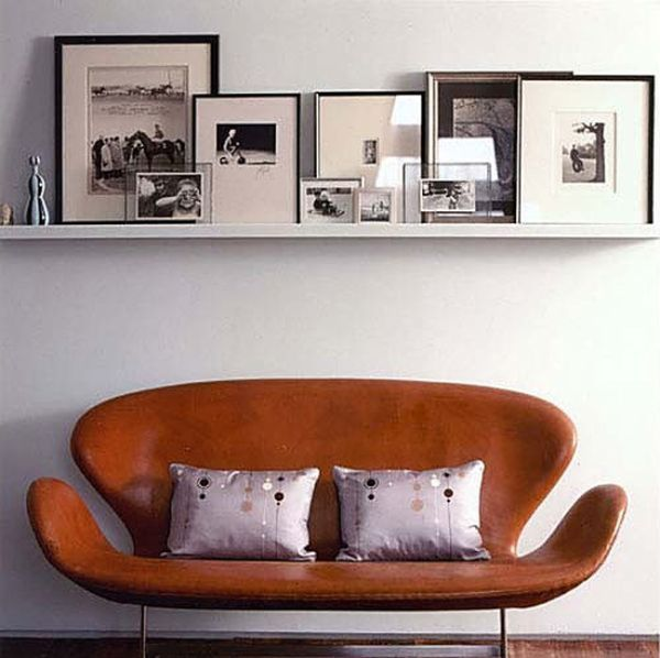 how to achieve a mid century modern style