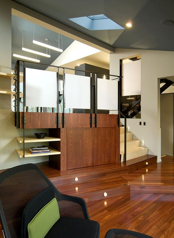 make it modern - Foyer Designs For Bi Level Homes