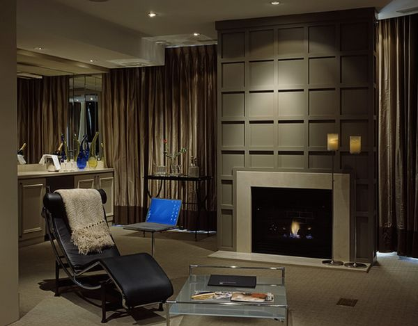 fireplace View in gallery. 100 Fireplace Design Ideas For A Warm Home During Winter