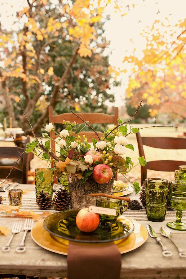 & 30 Thanksgiving Table Setting Ideas For A Festive Décor Celebration