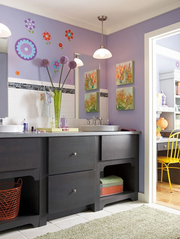 30 Playful And Colorful Kidsu0027 Bathroom Design Ideas