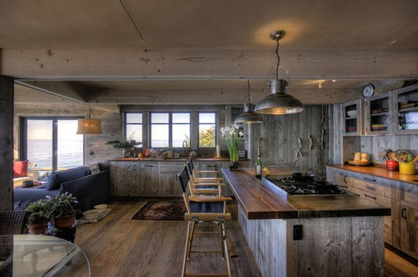Rustic Wood Kitchen top 10 beautiful rustic kitchen interiors for a warm cooking