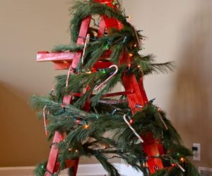 15 Non-Traditional Christmas Tree Concept