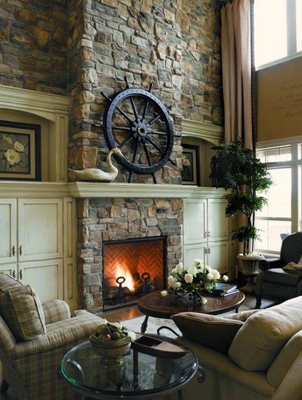 designs for fireplaces.  100 Fireplace Design Ideas For A Warm Home During Winter
