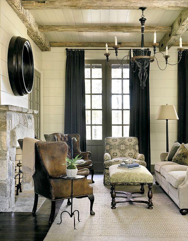 Rustic Style how to achieve a rustic style