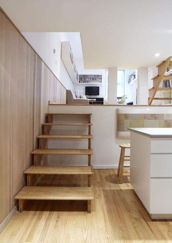 Decorating Ideas For Split Level Homes Part - 23: 5. Switch The Staircase.