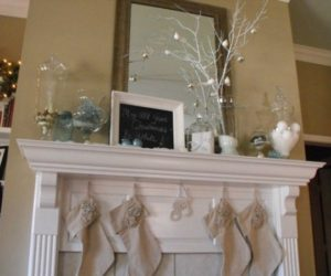 Dress Up Your Mantle for the Holiday Season