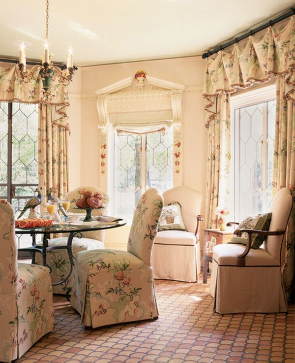 Match curtains to your décor