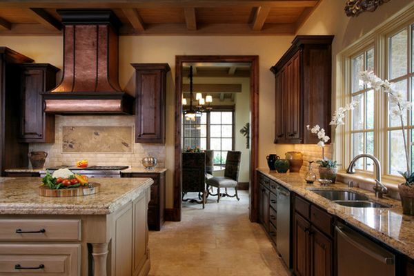 How To Achieve A Tuscan Style