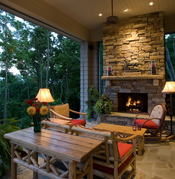 100 Fireplace Design Ideas For A Warm Home During Winter