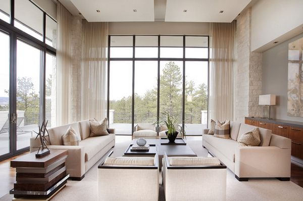 to only design windows ceiling tall home lower floor curtains half discussions vs