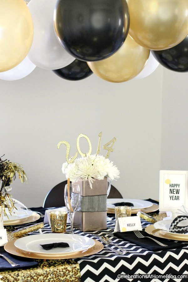 10 Ways To Add Sparkle Shine To A New Year 39 S Eve Party