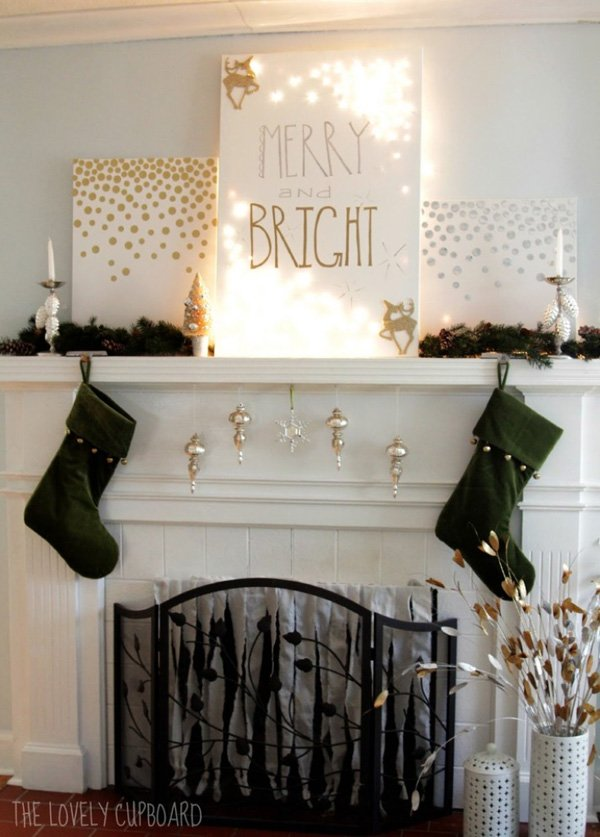 Deck Your Halls: 10 Chic Holiday Styles