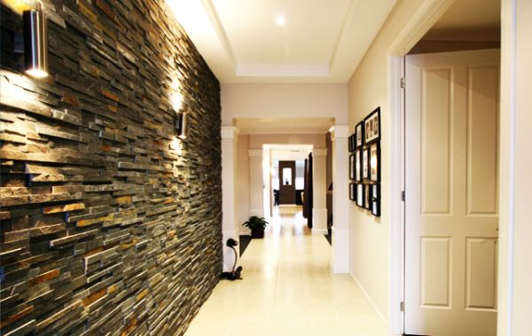 Foyer Divider Ideas : Best hallway walls make your hallways as beautiful