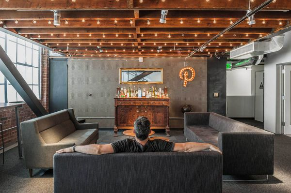 Pinterest s san francisco headquarters a restored for Goedkoop interieur