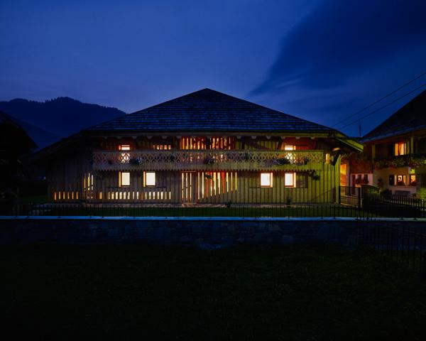 1826 Farmhouse Converted Into A Luxury Villa