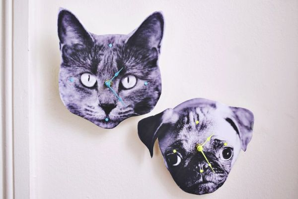 DIY wall clocks – a perfect Christmas gift for someone you love