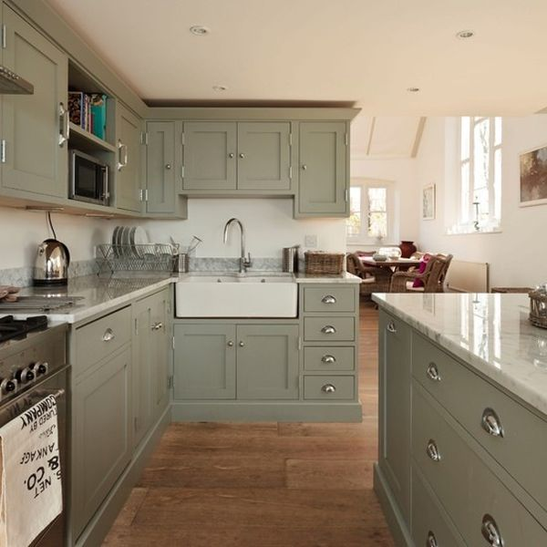 Shades Of Grey The New Neutral Foundation For Interiors - Beautiful gray kitchens