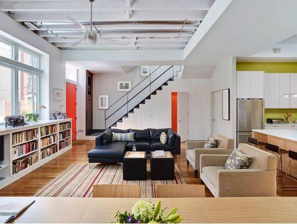 View in gallery. 25 Open Concept Modern Floor Plans