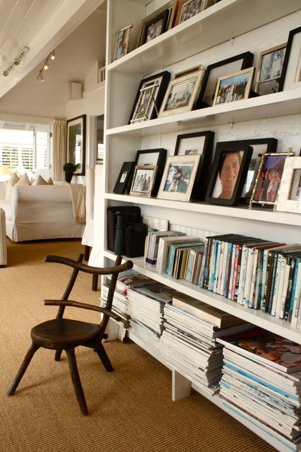 Decorating bookshelf ideas