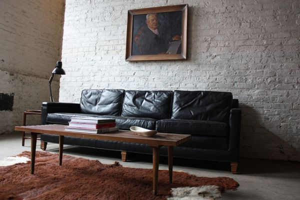Leather Sofas For All Uber Chic To Mega Comfortable Couches