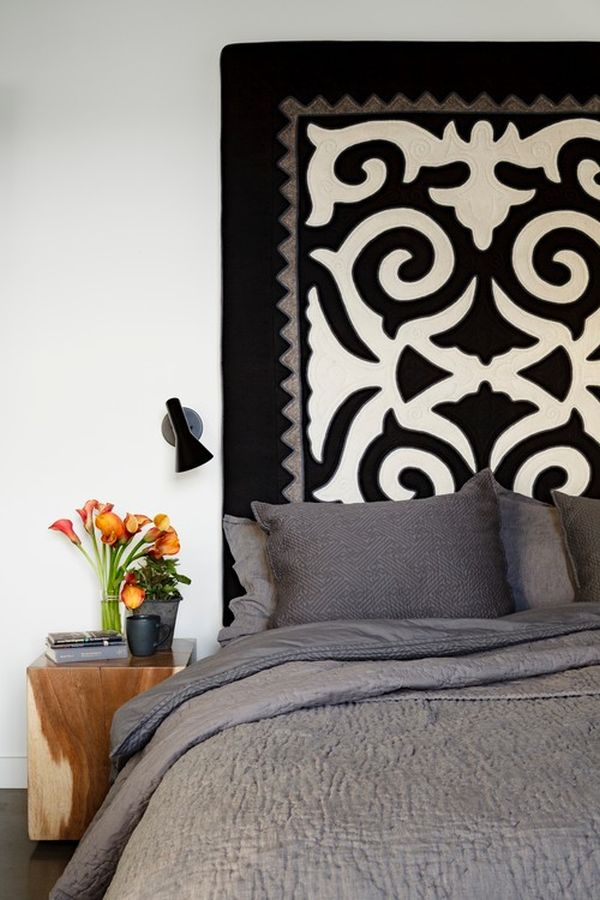 on sale 0eb43 319a0 Whimsical Headboard Ideas Without the Actual Headboard