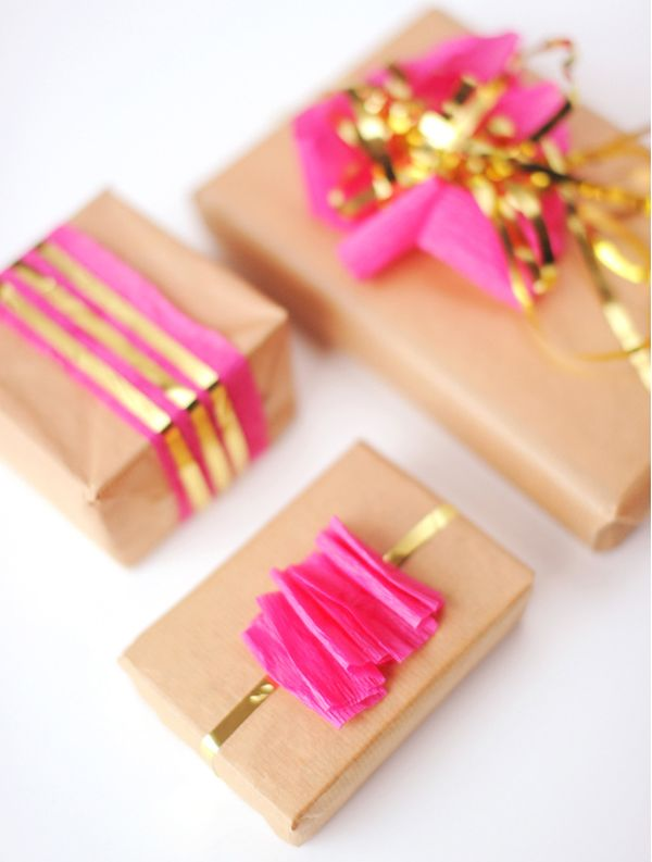 27 creative gift wrapping ideas for christmas negle Image collections