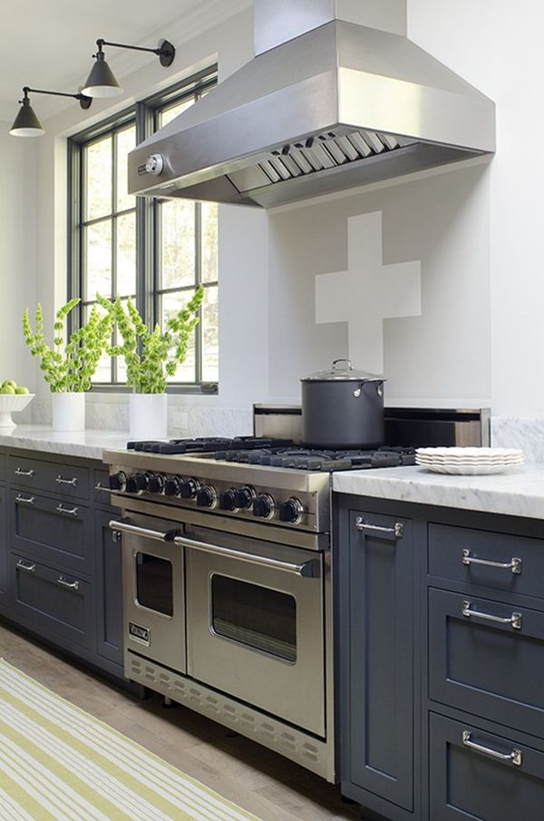 blue gray cabinets kitchen 50 shades of grey the new neutral foundation for interiors 12481