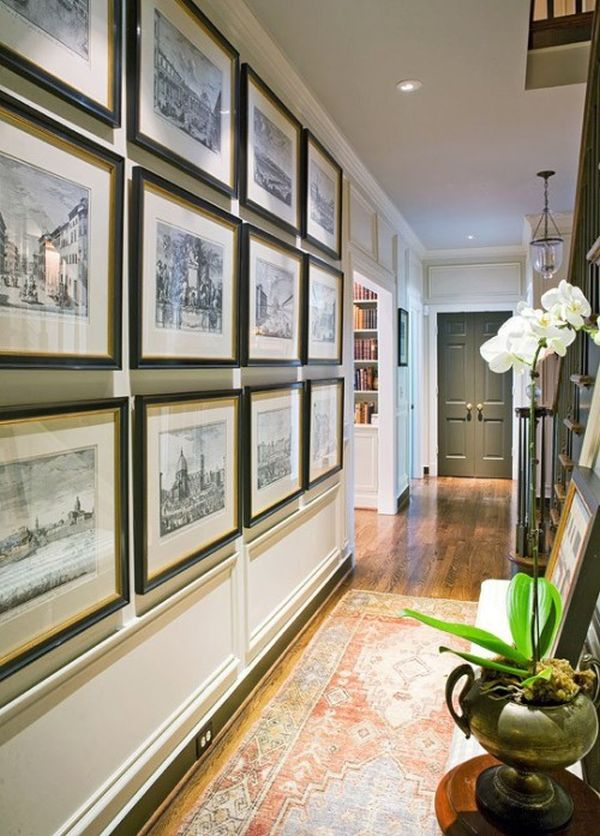 25 Best Hallway Walls - Make Your Hallways As Beautiful As The Rest ...