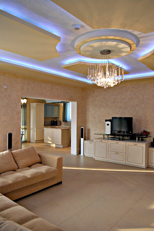 Contemporary Ceiling Designs For Living Room: 20 Architectural Details Of A Stand-Out Ceiling