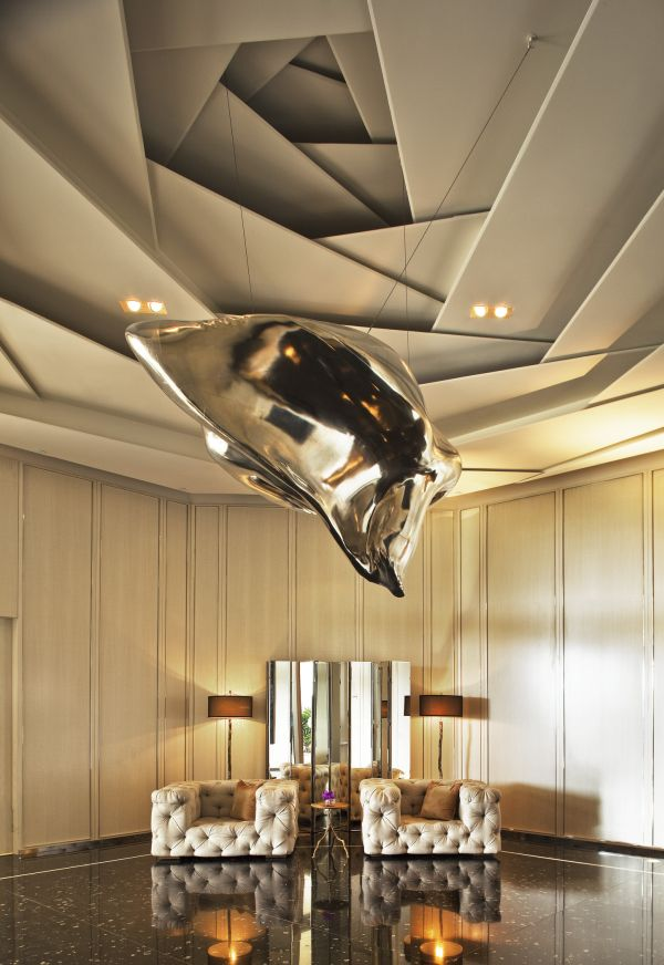 20 Architectural Details Of A Stand Out Ceiling