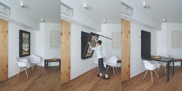 Tiny Hong Kong Apartment Featuring A Very Creative And Functional ...