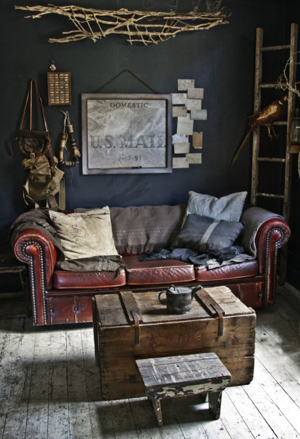 Leather Sofas For All: Uber Chic To Mega Comfortable Couches For Every Style
