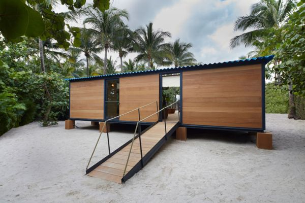 Charlotte Perriand's 1934 Beach House Brought To Life By Louis Vuitton