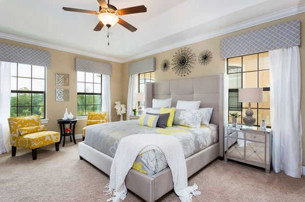 ... reading corner would sit away from the bed View in gallery ... & More Than Just A Cozy Sleeping Area \u2013 15 Bedrooms Designs Featuring ...