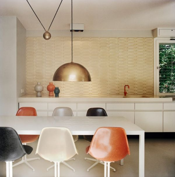 A Fresh Look at Mid Century Modern Chairs