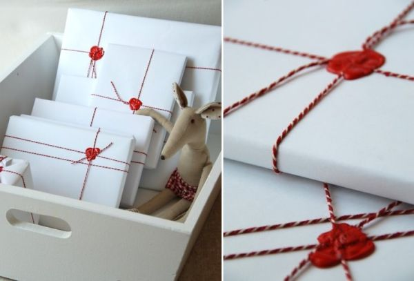 27 creative gift wrapping ideas for christmas view in gallery negle Image collections