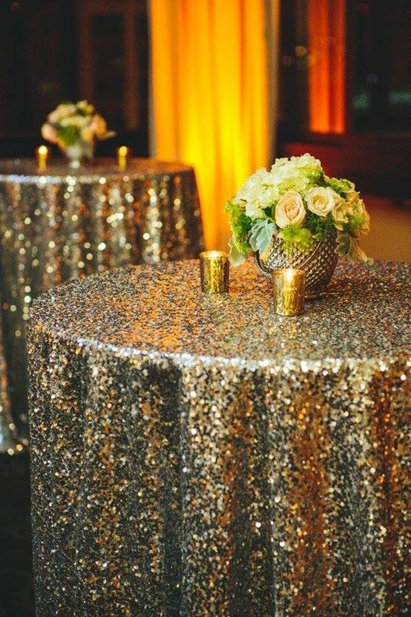 10 Ways To Add Sparkle Shine To A New Years Eve Party