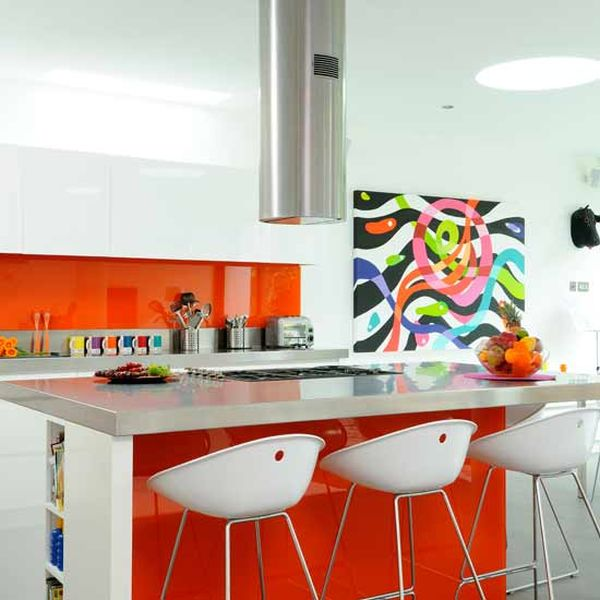 orange kitchen accessories kitchen colour schemes you ll 1214