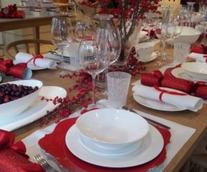 Festive and Beautiful Christmas Tablescapes: Concept and Inspiration