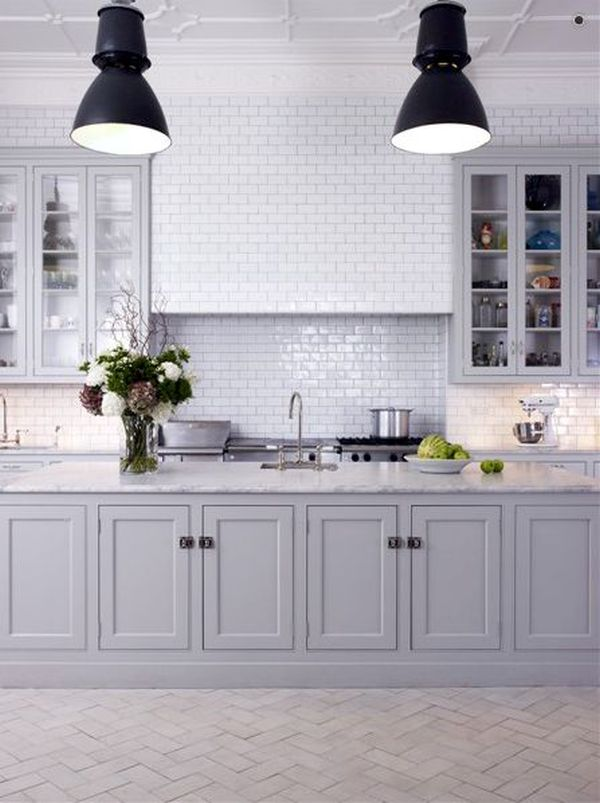Light Grey Kitchen Walls 50 shades of grey: the new neutral foundation for interiors