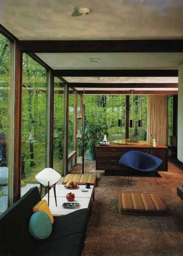 Framing A 10x10 Room: Large Windows And How To Decorate Around Them