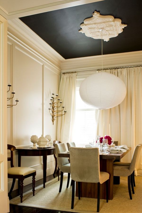 Beautiful Transitional Dining Room Design Ideas