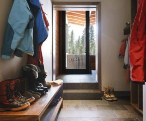 Key Components of a Winter Mudroom