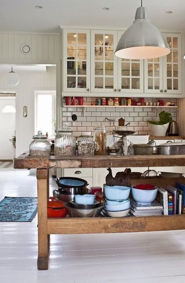 Kitchen Islands Add Beauty Function And Value To The: 10 Stylishly Functional Kitchen Islands