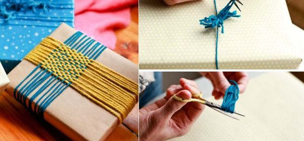 Creative gift wrapping ideas for christmas