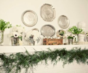 Why Wait for Spring? Add Flowers and Plants to Your Winter Decor
