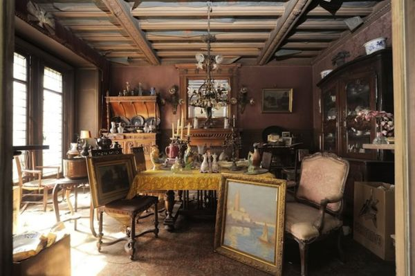 Parisian Apartment Filled With Treasures And Secrets – Untouched For 70 Years