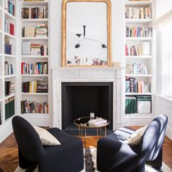 Superior Ali Cayneu0027s West Village Townhouse Features An Eclectic Style