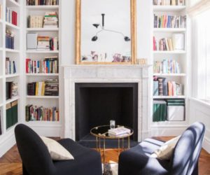 Ali Cayne's West Village Townhouse Features An Eclectic Style